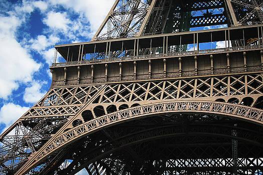 Tour Eiffel I by Dawn Wayand