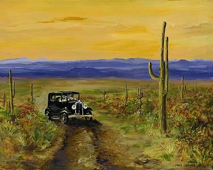 Touring Arizona by Jack Skinner