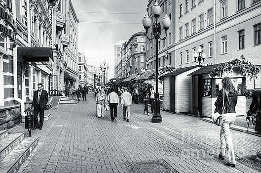 Tourist attraction street by Magomed Magomedagaev