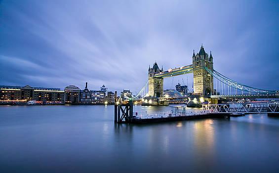 Tower Bridge by Abdullah Bailey