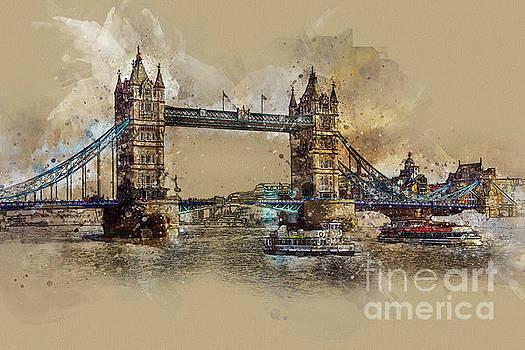 Teresa Zieba - Tower Bridge of London