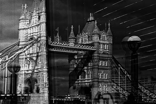 Tower Bridge Reflection by David Harding