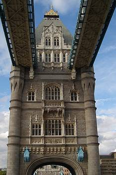 Tower Bridge Two by Kimberly Hill