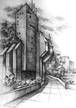 Tower by Dariusz Kronowski