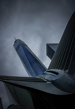 Tower in the Sky  by Luis Rosario