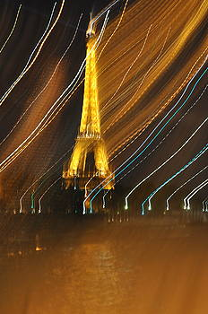 Tower Lights by Chris Koval