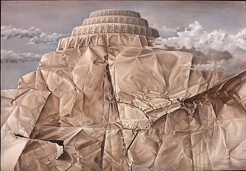 Tower of Babel by Cyprian Bielaniec
