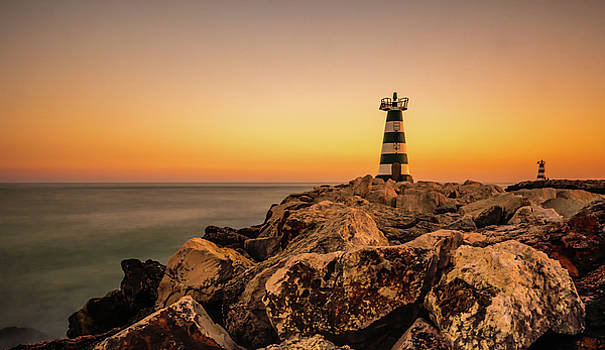 Tower of Light by Nick Bywater