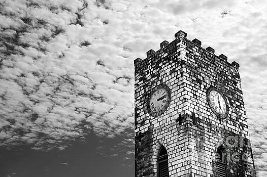 Tower - St. Mary - Jamaica by Marc Evans