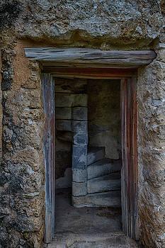 Guy Shultz - Tower Steps