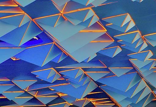 Tower Tile by Risa Bender