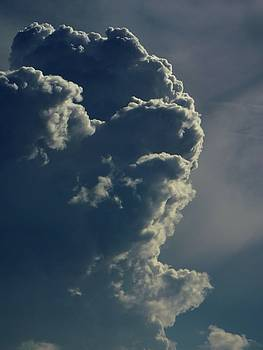 Towering Cumulonimbus by Gilbert Photography And Art