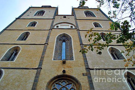 Jost Houk - Towers of Wittenberg