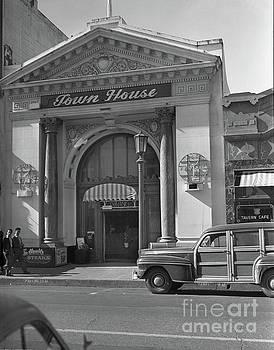 California Views Mr Pat Hathaway Archives - Town House and Woody Station Wagon, Alvarado Street - Monterey