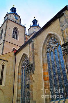 Jost Houk - Town Parish Church