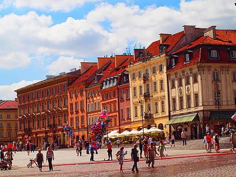 Tammy Bullard - Town Square Warsaw