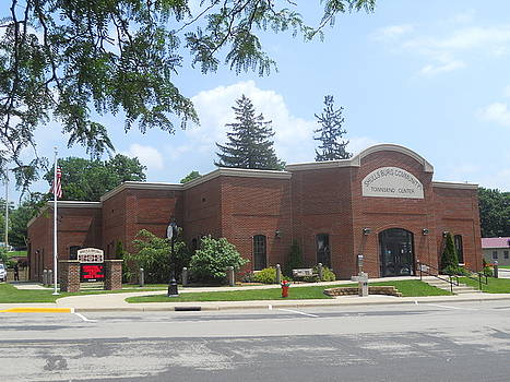 Townsend Center in Shullsburg by Coleen Harty