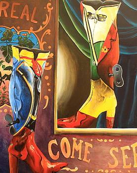 Toy Boots by Tamra Pfeifle Davisson