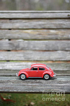 Edward Fielding - Toy Car on a bench