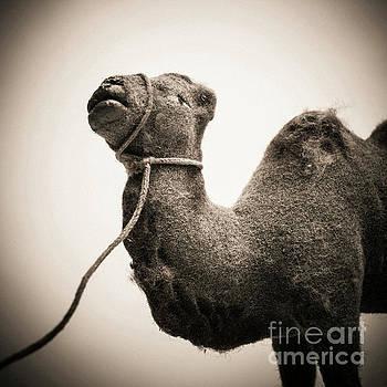 Toy representing a camel. by Bernard Jaubert