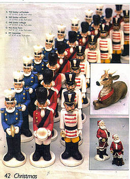 Toy Soldiers by Patrick RANKIN