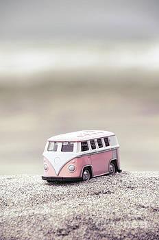 Jill Battaglia - Toy Van Pink