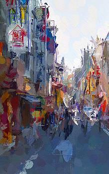 Steve K - Toyko Street Art