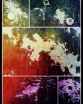 Traces #art #digitalart #fractals by Michal Dunaj