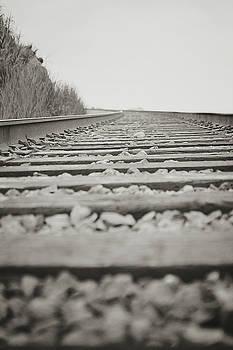 Tracks BW by Megan Swormstedt