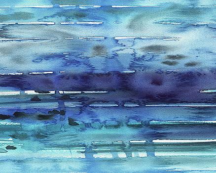 Irina Sztukowski - tract Seascape Reflections