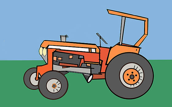 DENNY CASTO - Tractor 2