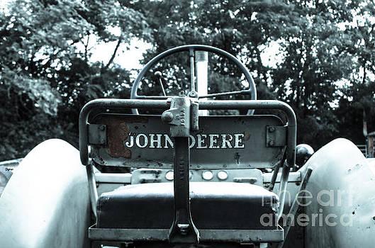 Tractor John  by Steven Digman