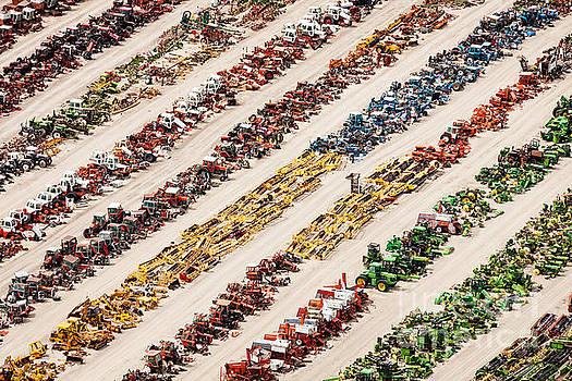 JOHN FERRANTE - Tractor Rainbow
