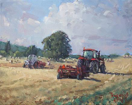Ylli Haruni - Tractors in the Farm Georgetown