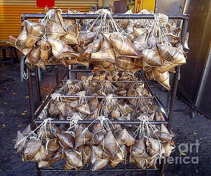 Traditional Chinese Sticky Rice Dumplings by Yali Shi