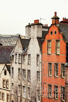 Sophie McAulay - Traditional Edinburgh architecture