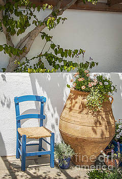 Sophie McAulay - Traditional greek veranda