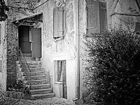 Traditional home - Rovinj, Croatia by Joseph Hendrix