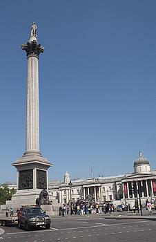 Trafalgar Square C4 by Charles  Ridgway
