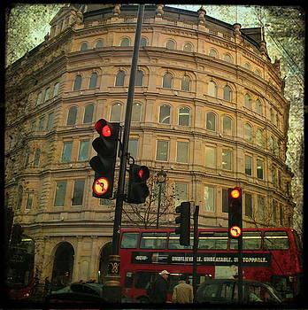 Trafalgar Square by Sonia Stewart