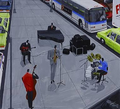 Traffic Jam by Darryl Daniels