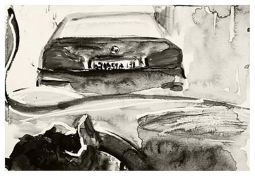 Traffic Jam by Natalia Stahl