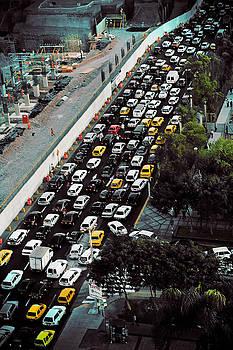 Traffic Jam by Ron Dubin