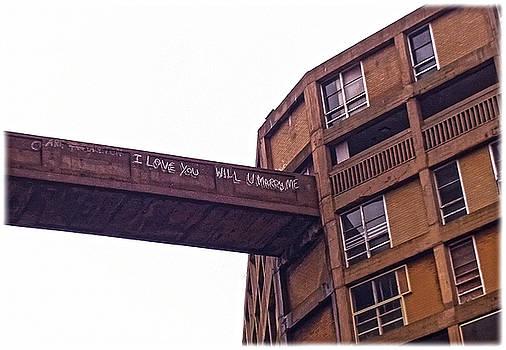 Tragic Graffitti by Anne Kotan