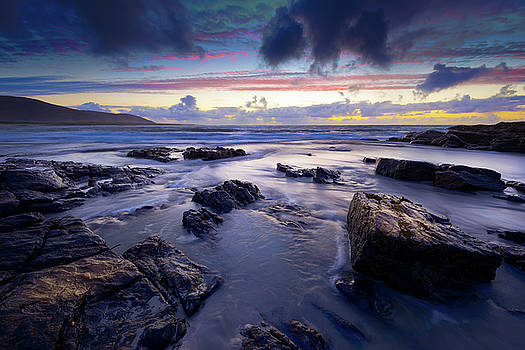 Traigh Allathasdall, Isle of Barra by Peter OReilly