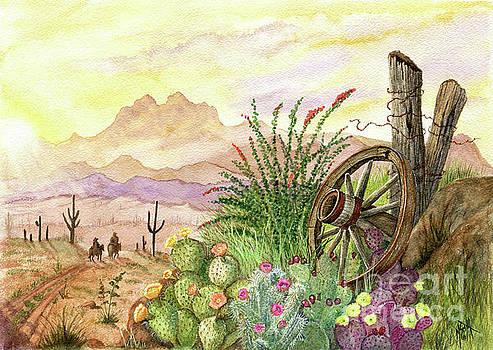 Marilyn Smith - Trail At Sunrise