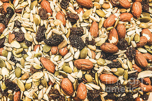 Trail mix background by Jorgo Photography - Wall Art Gallery
