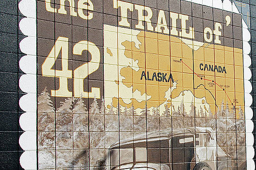 Trail Of 42 by Robert Braley