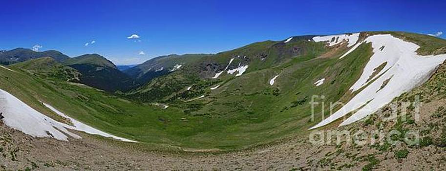 Jon Burch Photography - Trail Ridge Cirque