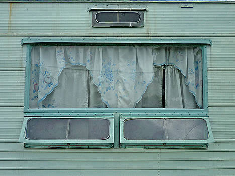 Trailer Siding by Mary McGrath